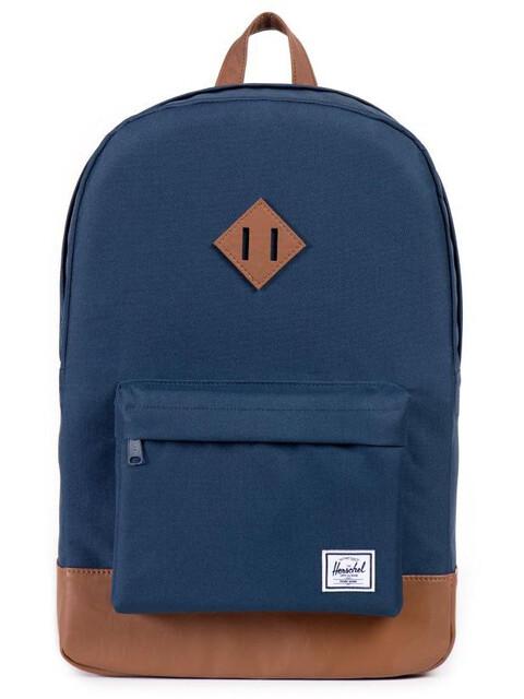 Herschel Heritage rugzak blauw